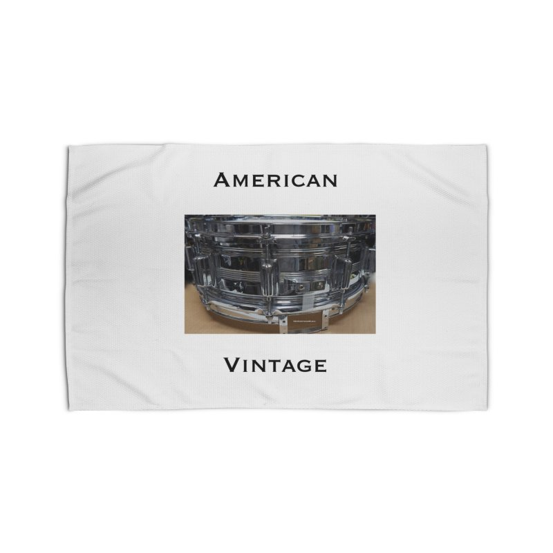 American Vintage Home Rug by EdHartmanMusic Swag Shop!
