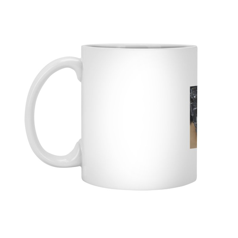 American Vintage Accessories Standard Mug by EdHartmanMusic Swag Shop!