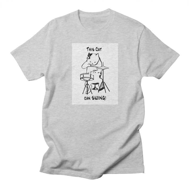 THIS CAT CAN SWING! Women's  by EdHartmanMusic Swag Shop!