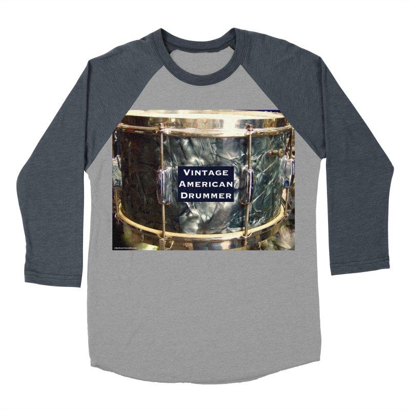 Vintage American Drummer Women's  by EdHartmanMusic Swag Shop!