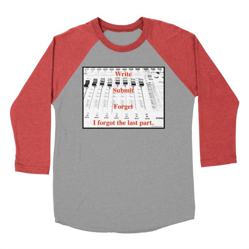 Write Repeat Forget I Forgot Men's Longsleeve T-Shirt by EdHartmanMusic Swag Shop!