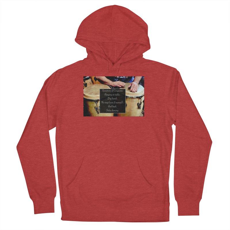 Congavitis Women's Pullover Hoody by EdHartmanMusic Swag Shop!