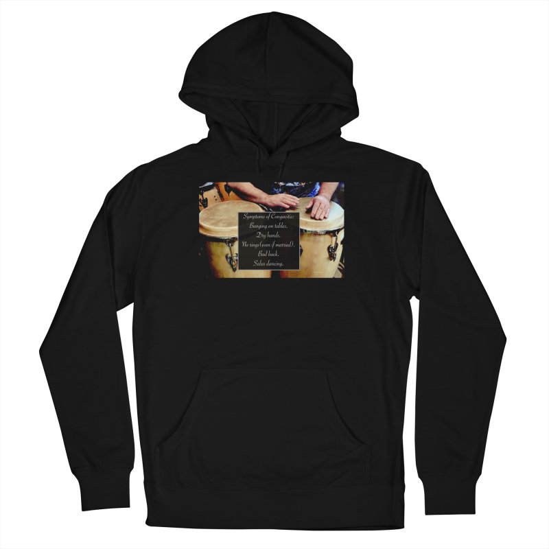 Congavitis Men's Pullover Hoody by EdHartmanMusic Swag Shop!