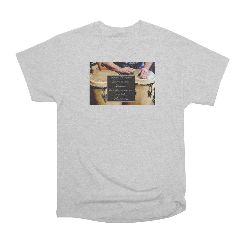 Congavitis Men's  by EdHartmanMusic Swag Shop!