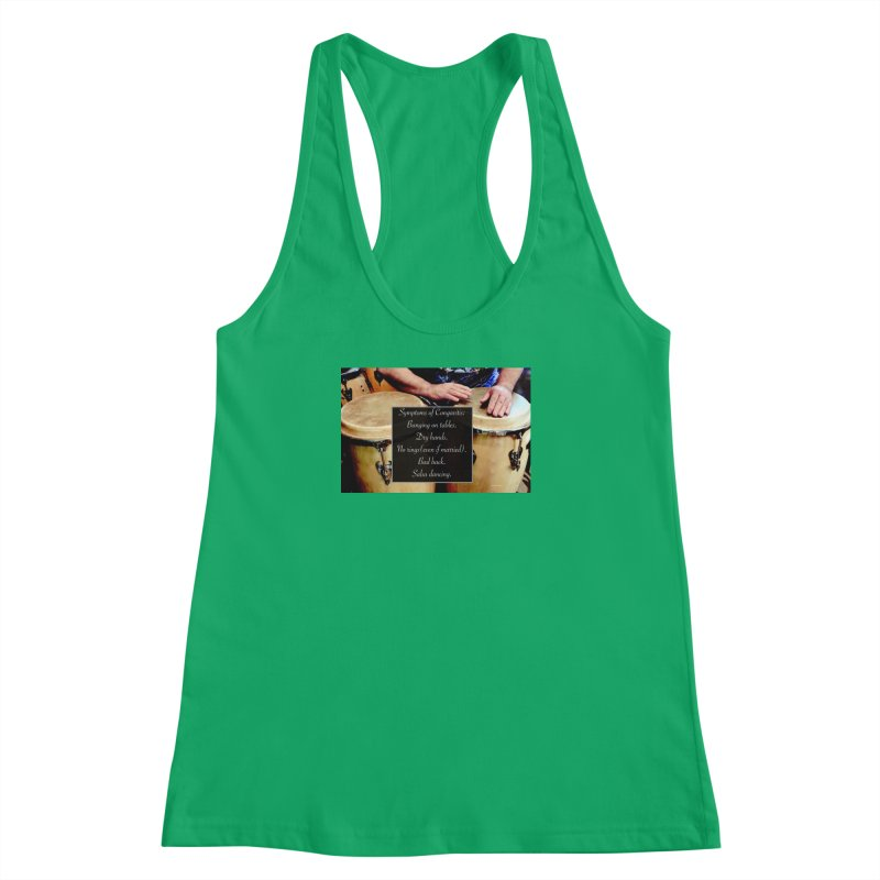 Congavitis Women's Tank by EdHartmanMusic Swag Shop!