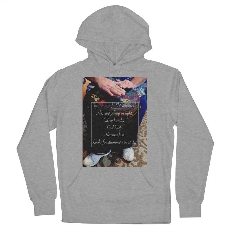Djembeates Men's Pullover Hoody by EdHartmanMusic Swag Shop!