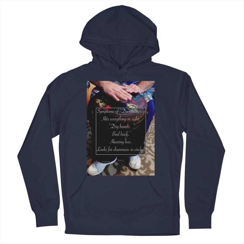 Djembeates Men's Pullover Hoody by EdHartmanMusic Swag Shop!