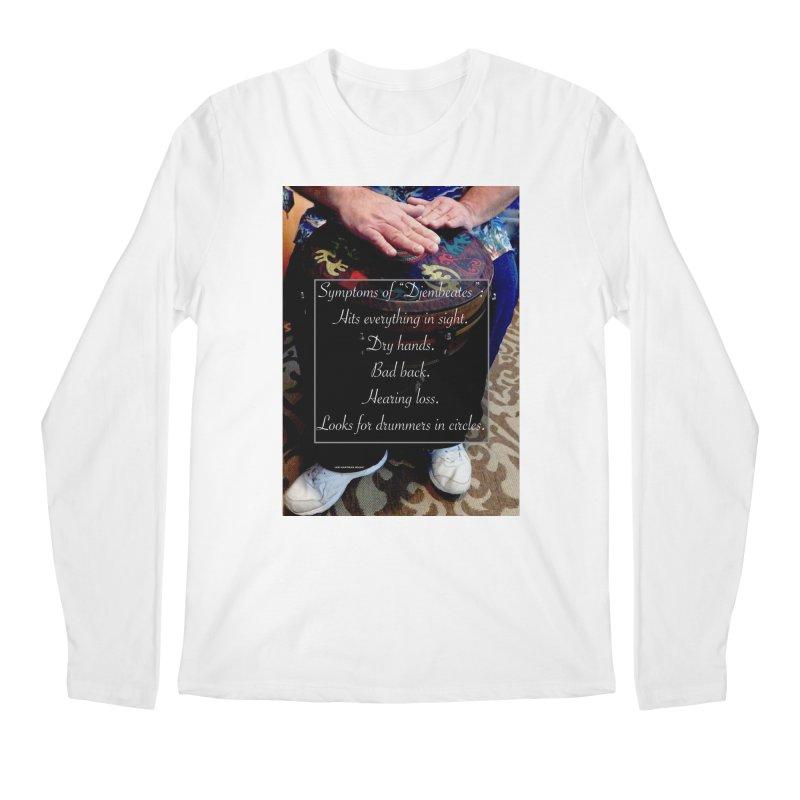 Djembeates Men's Longsleeve T-Shirt by EdHartmanMusic Swag Shop!
