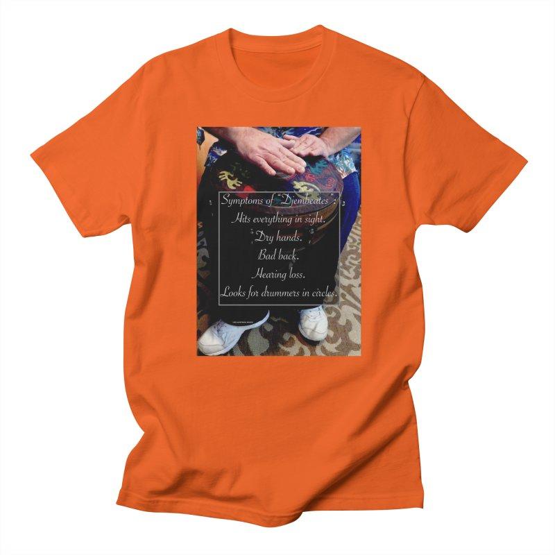 Djembeates Men's T-Shirt by EdHartmanMusic Swag Shop!