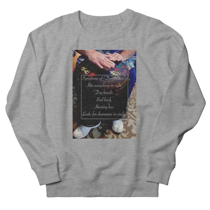Djembeates Men's Sweatshirt by EdHartmanMusic Swag Shop!