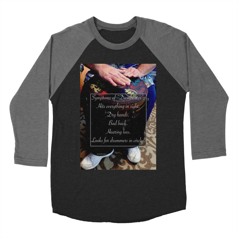Djembeates Women's Longsleeve T-Shirt by EdHartmanMusic Swag Shop!