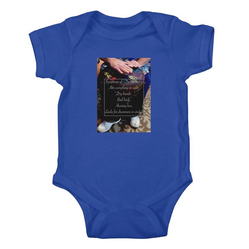 Djembeates Kids Baby Bodysuit by EdHartmanMusic Swag Shop!