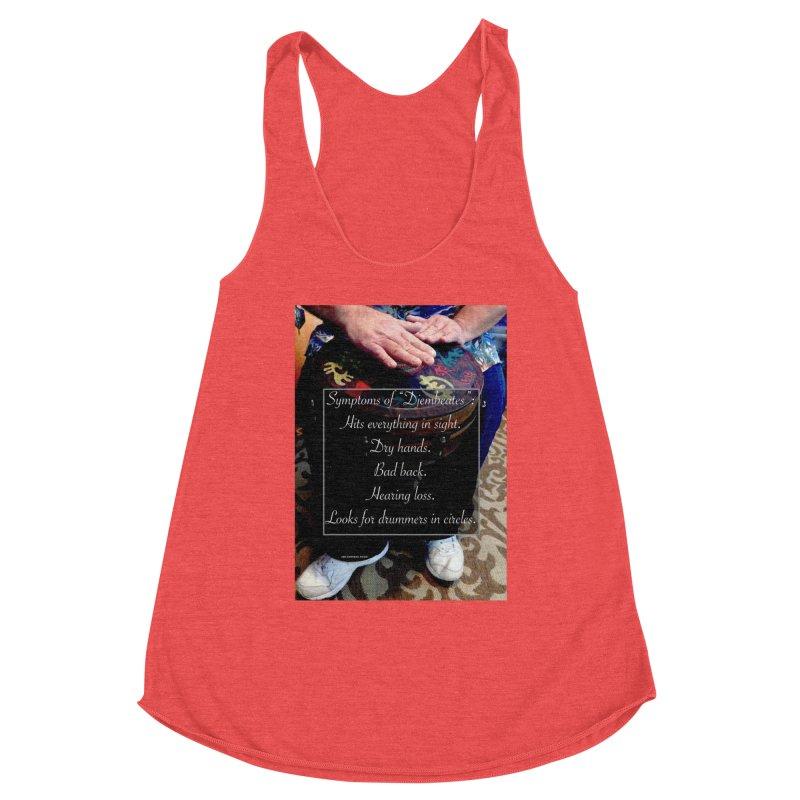 Djembeates Women's Tank by EdHartmanMusic Swag Shop!