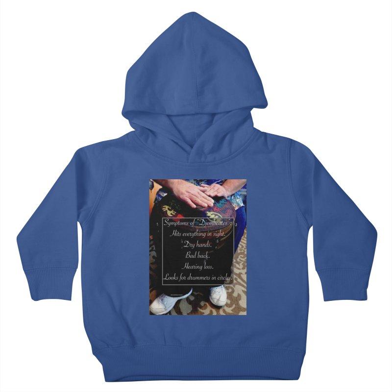 Djembeates Kids Toddler Pullover Hoody by EdHartmanMusic Swag Shop!