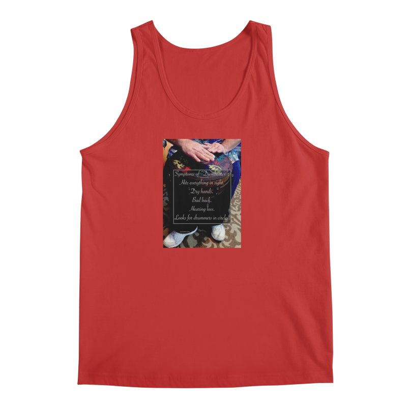 Djembeates Men's Tank by EdHartmanMusic Swag Shop!