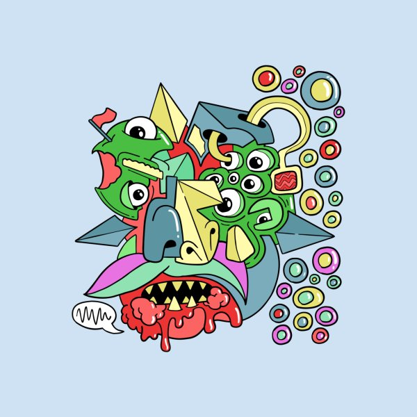 Design for Cereal Monster!