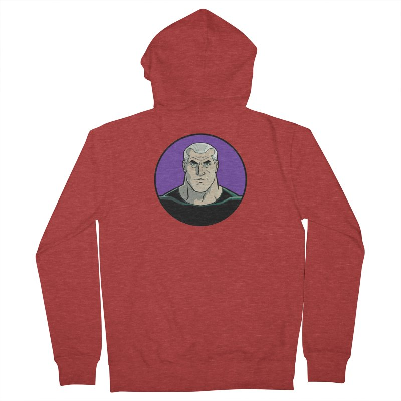 Shirt of Month October: A Man Called Rex Women's French Terry Zip-Up Hoody by edisonrex's Artist Shop