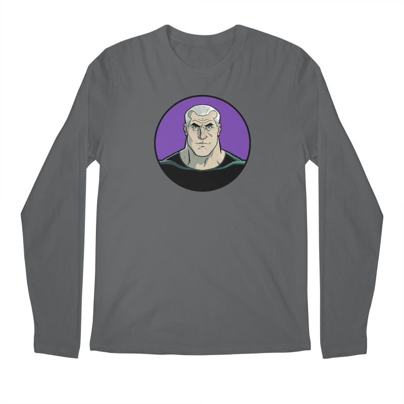 Shirt of Month October: A Man Called Rex Men's Regular Longsleeve T-Shirt by Edison Rex