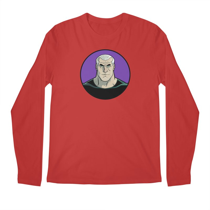 Shirt of Month October: A Man Called Rex Men's Regular Longsleeve T-Shirt by edisonrex's Artist Shop