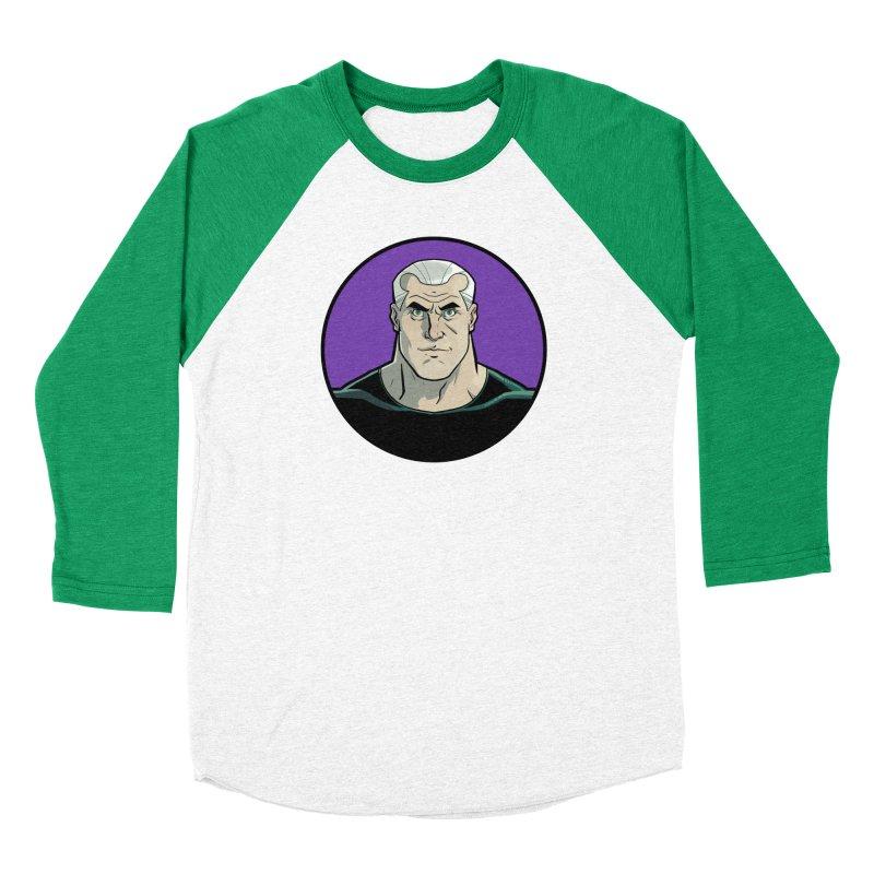 Shirt of Month October: A Man Called Rex Women's Baseball Triblend Longsleeve T-Shirt by edisonrex's Artist Shop