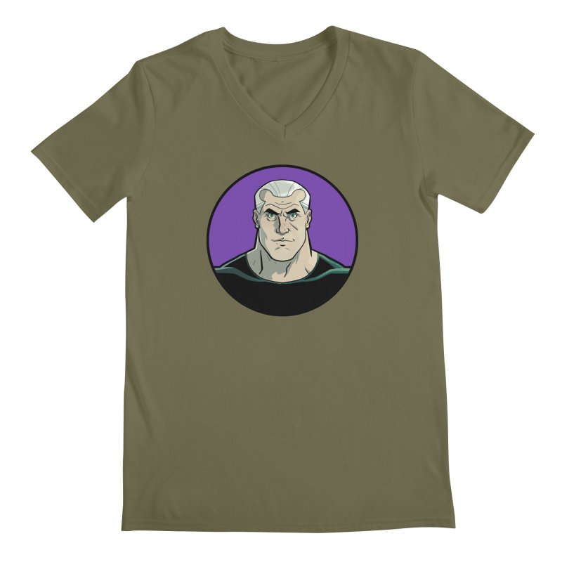 Shirt of Month October: A Man Called Rex Men's Regular V-Neck by edisonrex's Artist Shop