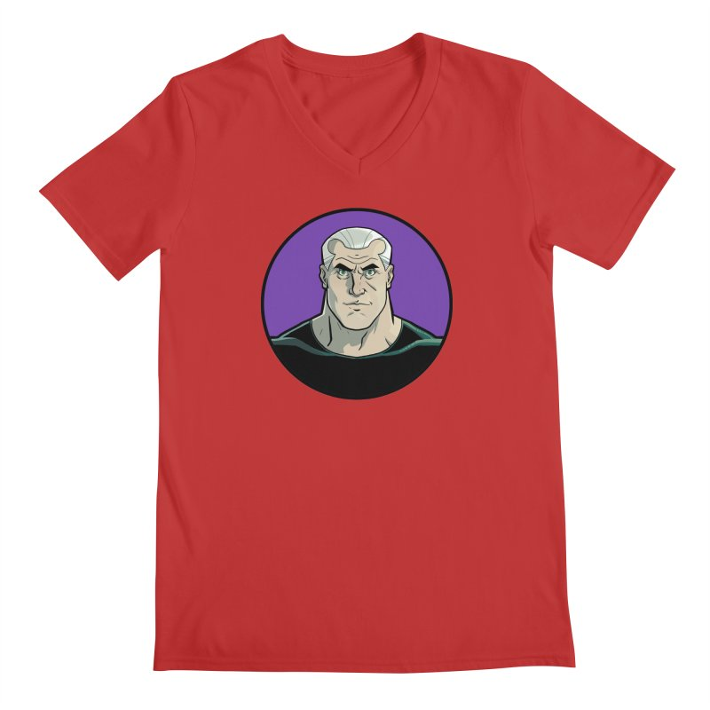Shirt of Month October: A Man Called Rex Men's Regular V-Neck by Edison Rex