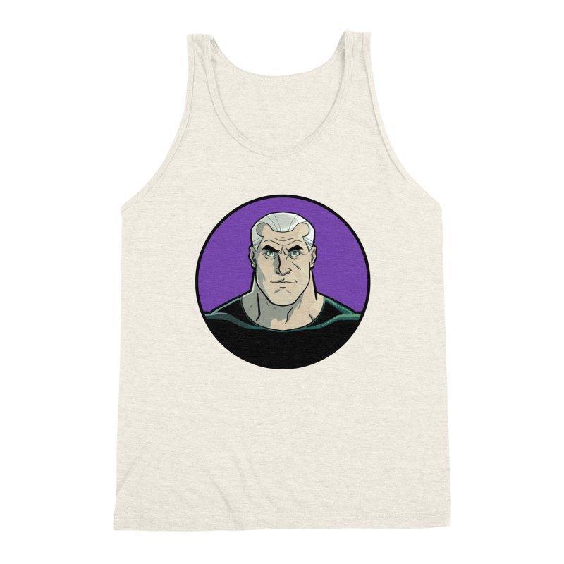 Shirt of Month October: A Man Called Rex Men's Triblend Tank by Edison Rex