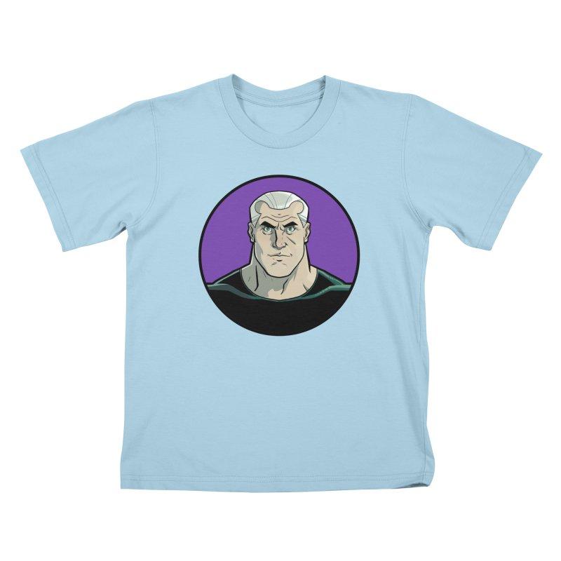 Shirt of Month October: A Man Called Rex Kids T-Shirt by edisonrex's Artist Shop