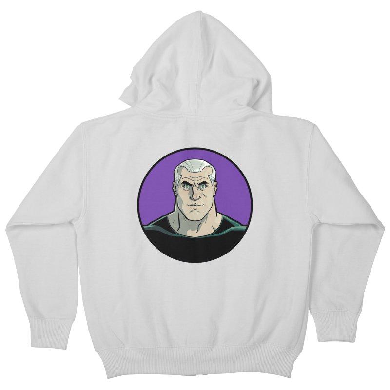 Shirt of Month October: A Man Called Rex Kids Zip-Up Hoody by edisonrex's Artist Shop