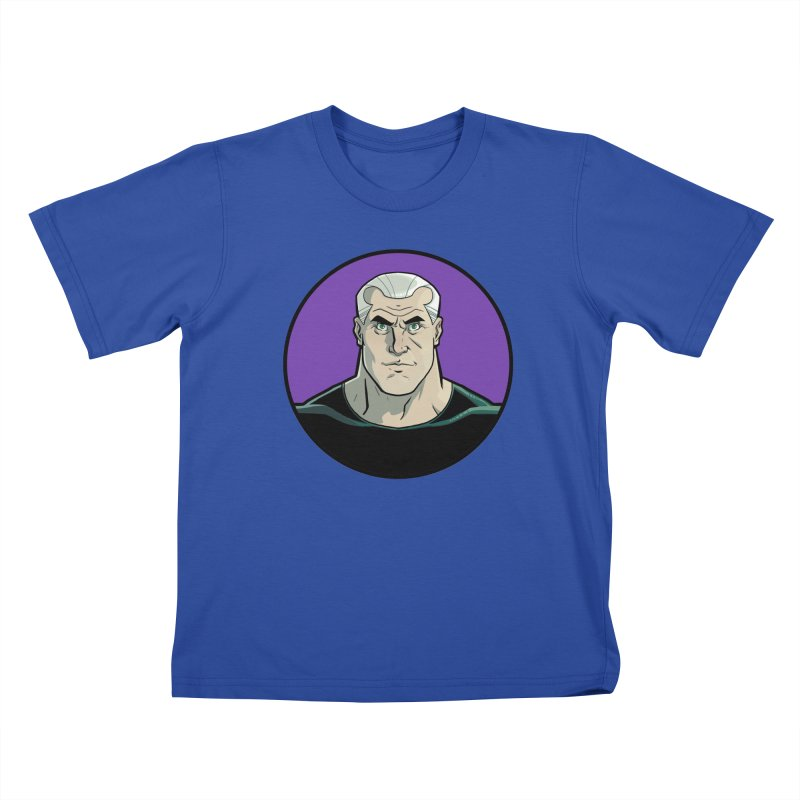 Shirt of Month October: A Man Called Rex Kids T-Shirt by edisonrex's Artist Shop