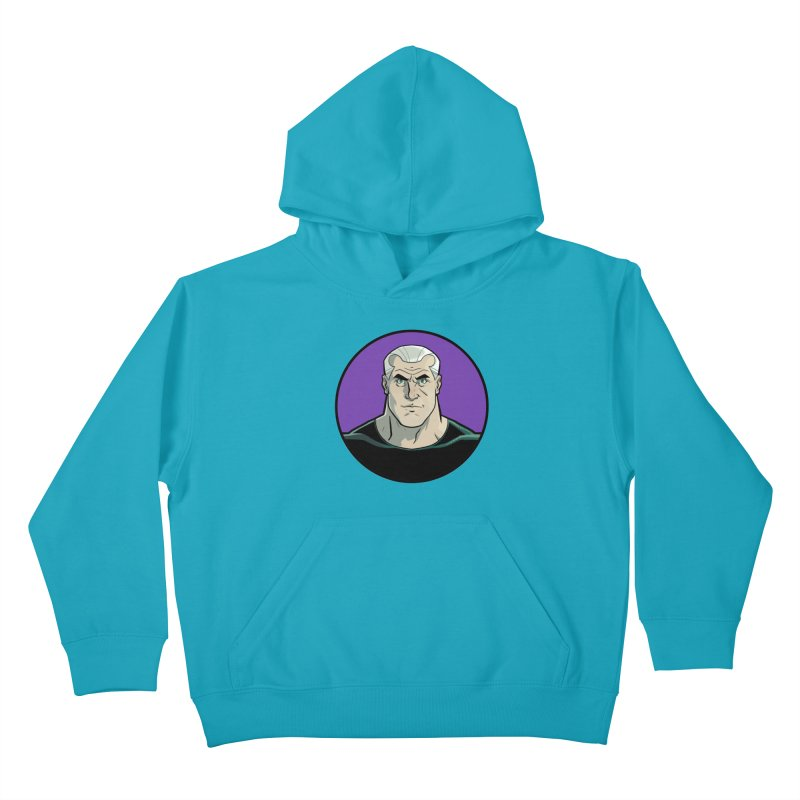 Shirt of Month October: A Man Called Rex Kids Pullover Hoody by Edison Rex