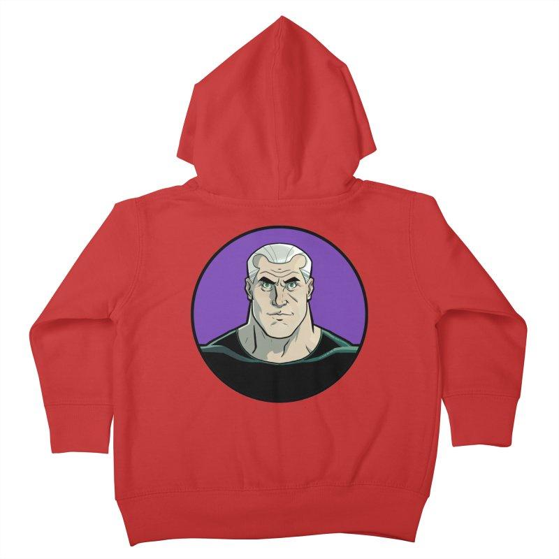 Shirt of Month October: A Man Called Rex Kids Toddler Zip-Up Hoody by edisonrex's Artist Shop