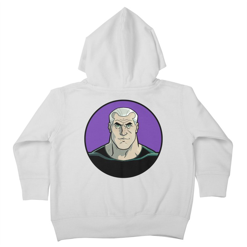 Shirt of Month October: A Man Called Rex Kids Toddler Zip-Up Hoody by edisonrex's Artist Shop