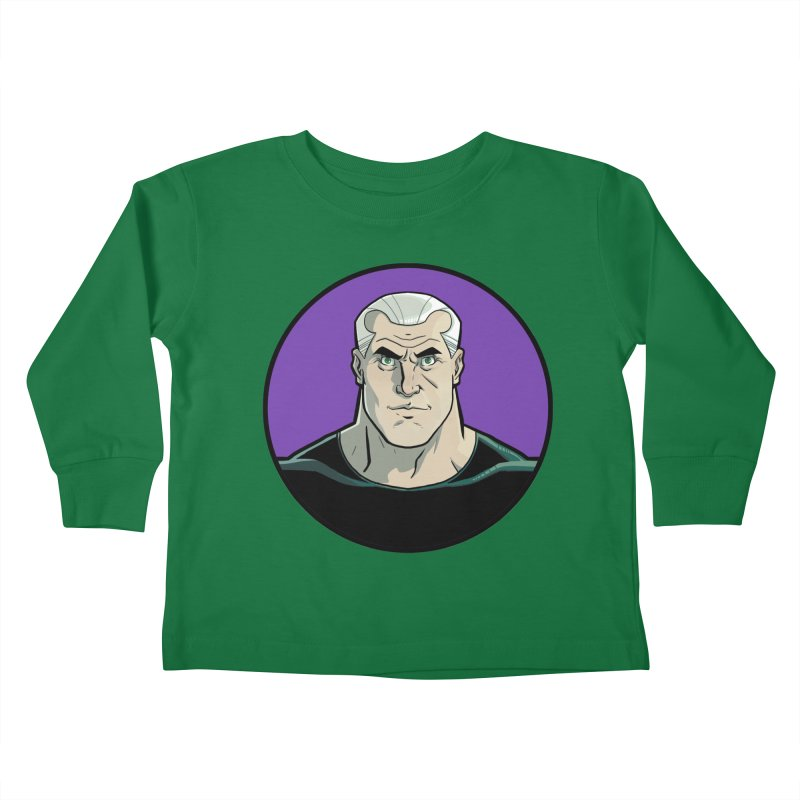 Shirt of Month October: A Man Called Rex Kids Toddler Longsleeve T-Shirt by edisonrex's Artist Shop