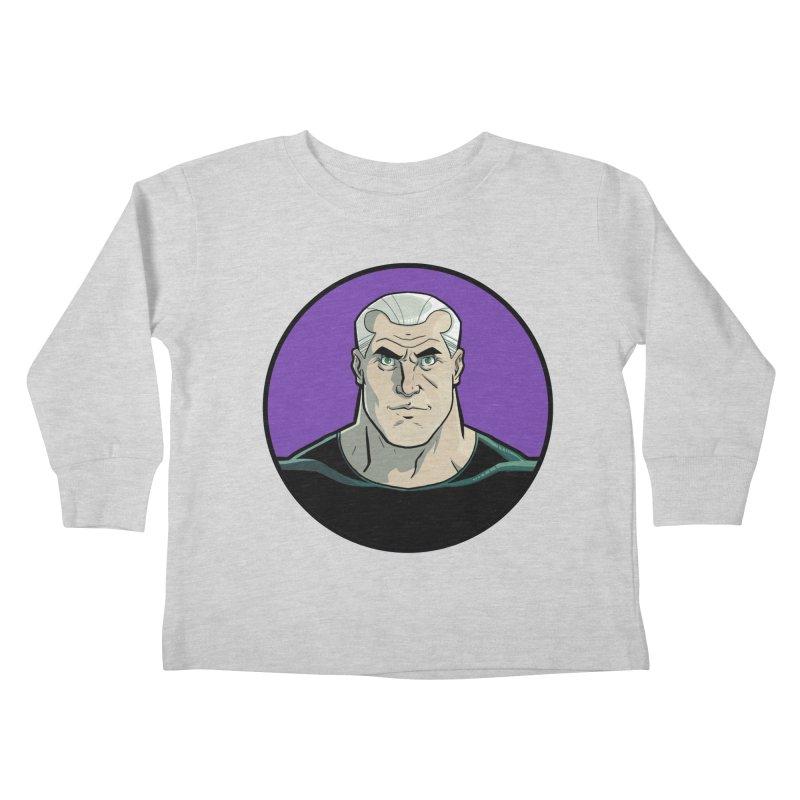 Shirt of Month October: A Man Called Rex Kids Toddler Longsleeve T-Shirt by edisonrex's Artist Shop