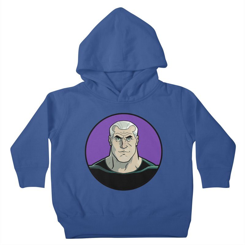 Shirt of Month October: A Man Called Rex Kids Toddler Pullover Hoody by edisonrex's Artist Shop