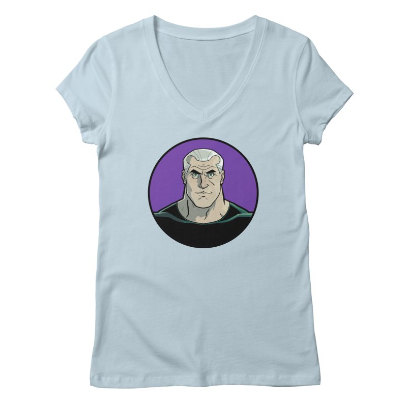 Shirt of Month October: A Man Called Rex Women's V-Neck by Edison Rex