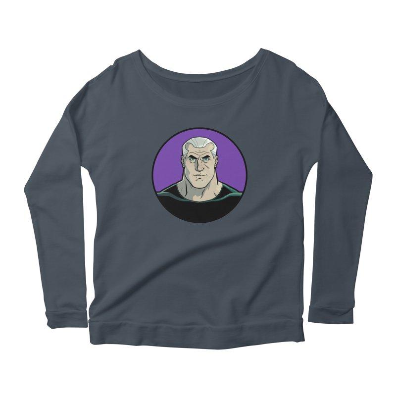 Shirt of Month October: A Man Called Rex Women's Scoop Neck Longsleeve T-Shirt by edisonrex's Artist Shop