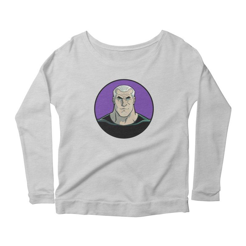 Shirt of Month October: A Man Called Rex Women's Longsleeve Scoopneck  by edisonrex's Artist Shop