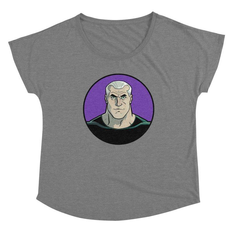 Shirt of Month October: A Man Called Rex Women's Scoop Neck by Edison Rex