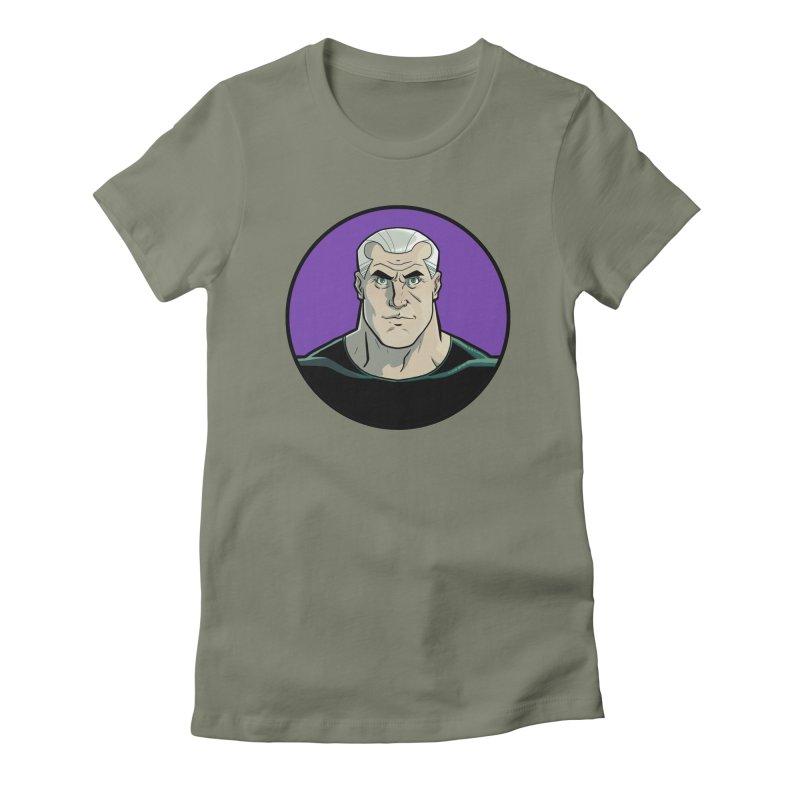 Shirt of Month October: A Man Called Rex Women's Fitted T-Shirt by edisonrex's Artist Shop