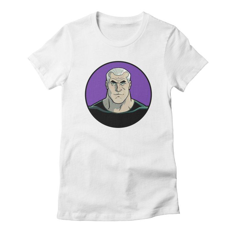 Shirt of Month October: A Man Called Rex Women's Fitted T-Shirt by Edison Rex