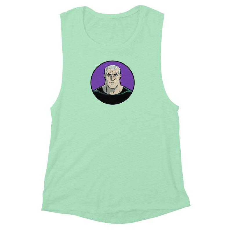 Shirt of Month October: A Man Called Rex Women's Muscle Tank by edisonrex's Artist Shop