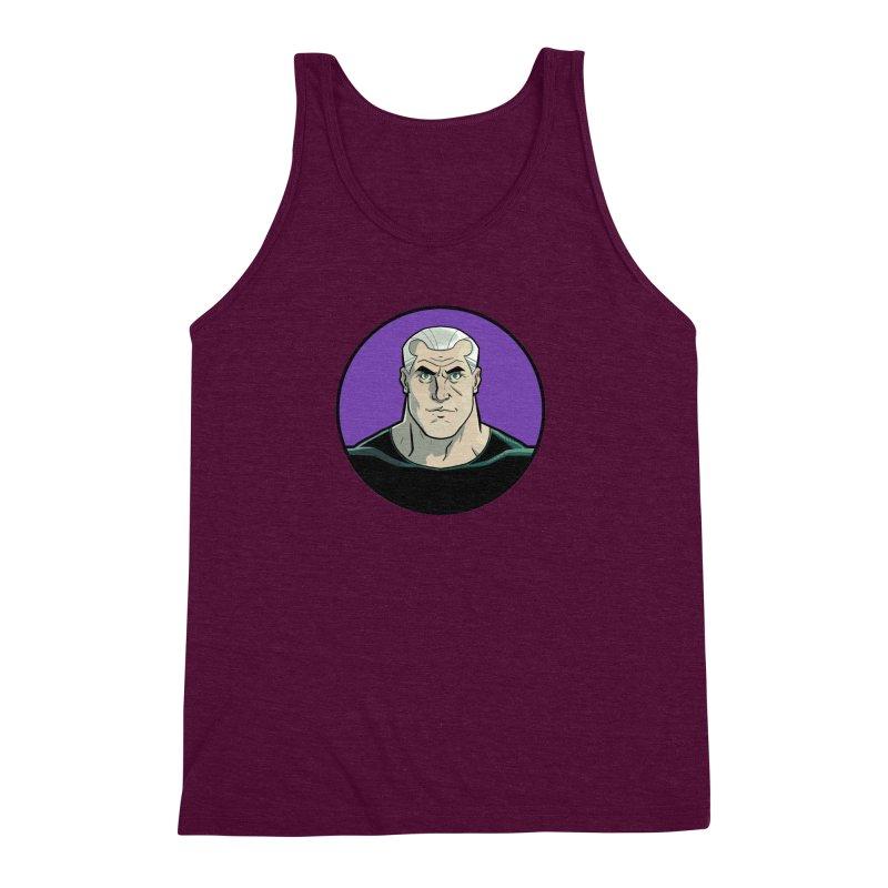 Shirt of Month October: A Man Called Rex Men's Triblend Tank by edisonrex's Artist Shop