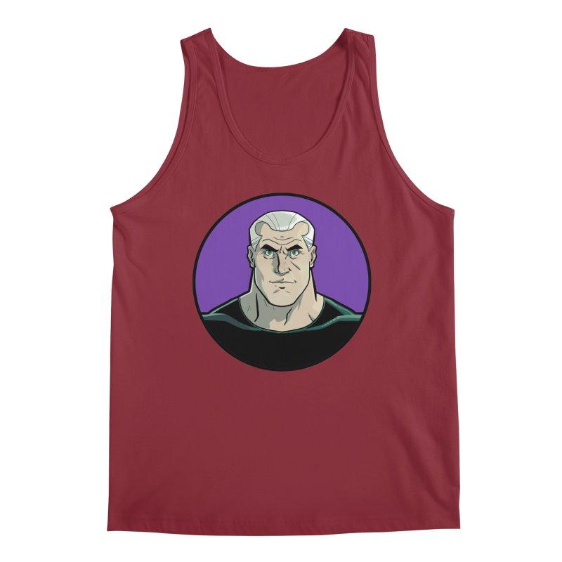 Shirt of Month October: A Man Called Rex Men's Regular Tank by Edison Rex
