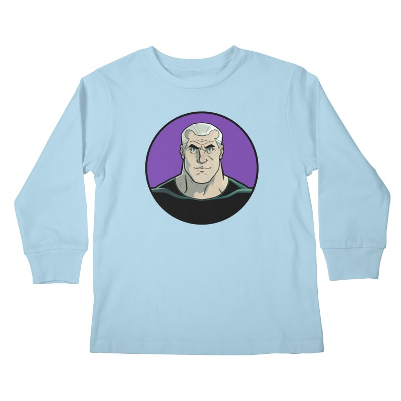 Shirt of Month October: A Man Called Rex Kids Longsleeve T-Shirt by Edison Rex