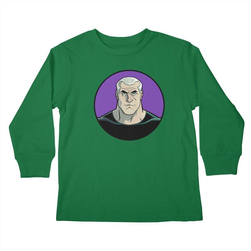 Shirt of Month October: A Man Called Rex Kids Longsleeve T-Shirt by edisonrex's Artist Shop
