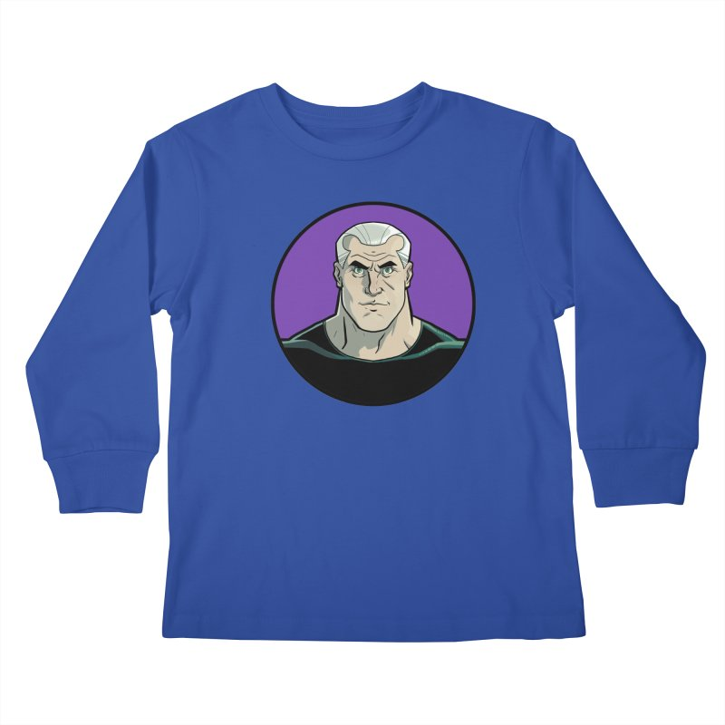 Shirt of Month October: A Man Called Rex Kids Longsleeve T-Shirt by edisonrex's Artist Shop