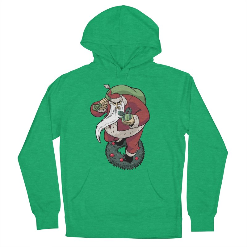 Shirt of the month November: Maul Santa Women's French Terry Pullover Hoody by Edison Rex