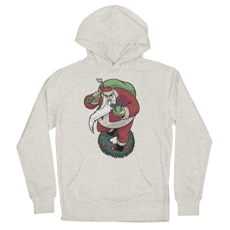 Shirt of the month November: Maul Santa Women's Pullover Hoody by edisonrex's Artist Shop